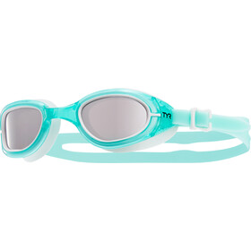 TYR Special Ops 2.0 Lunettes de protection Polarized Femme, silver/mint